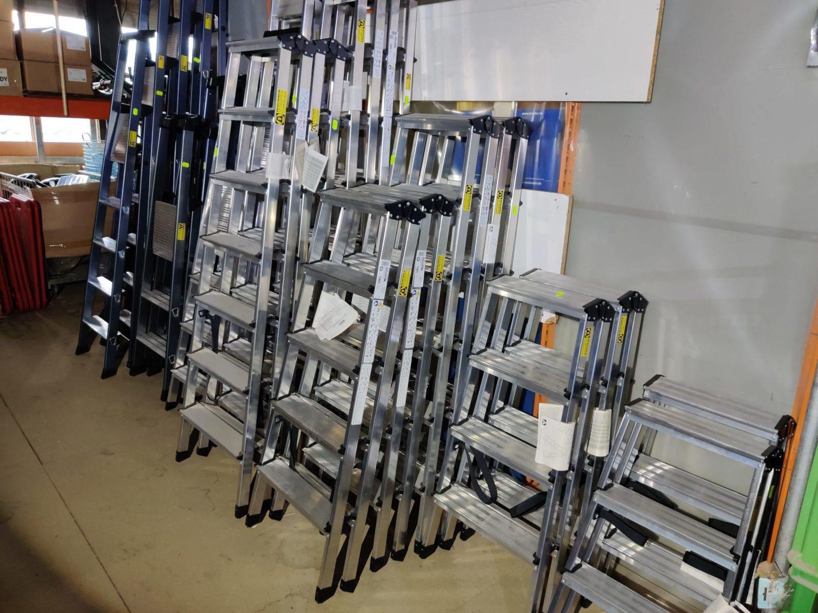 HB Systeme Leitern